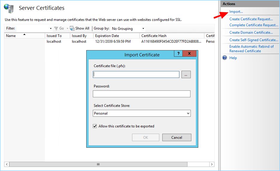 6 Enable Ssl Install Ssl Certificate Installation Guide 97